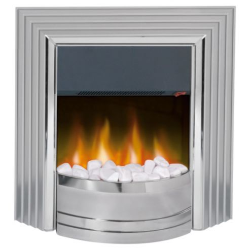 Buy Dimplex Castillo Electric Fire From Our Electric Fires Range Tesco Com Freestanding Electric Fire Electric Fires Best Electric Fireplace