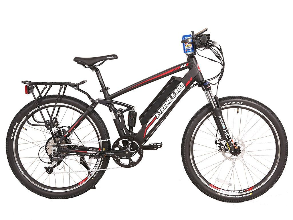 X Treme Rubicon Men S Straight Frame Electric Mountain