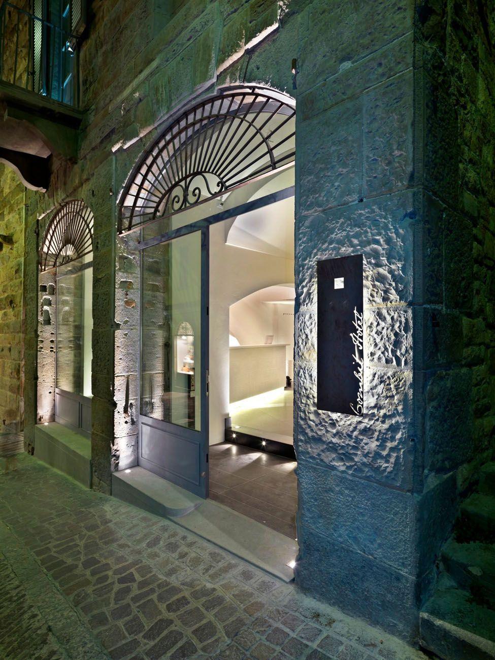 Gallery of gombithotel u design in medieval city idesignarch interior design u interior with - Interior design bergamo ...