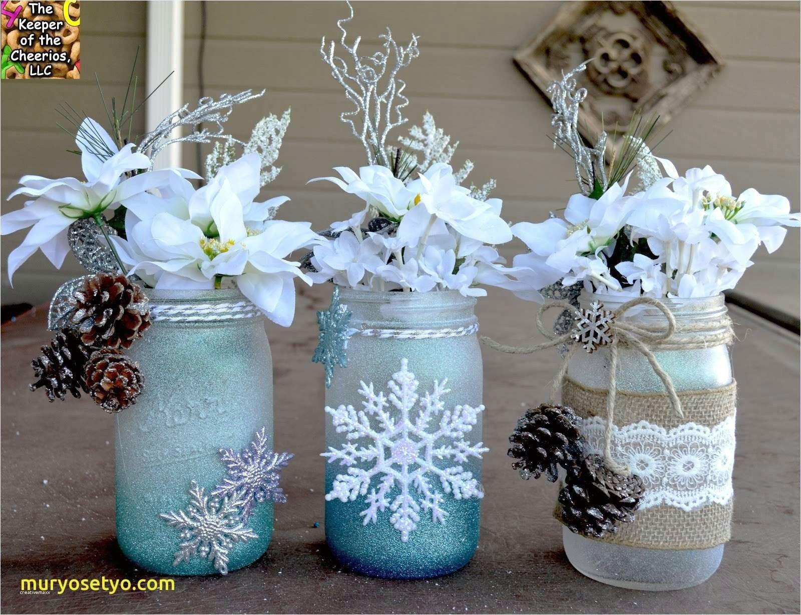 41 DIY Easy Birthday Crafts for Adults Mason jar