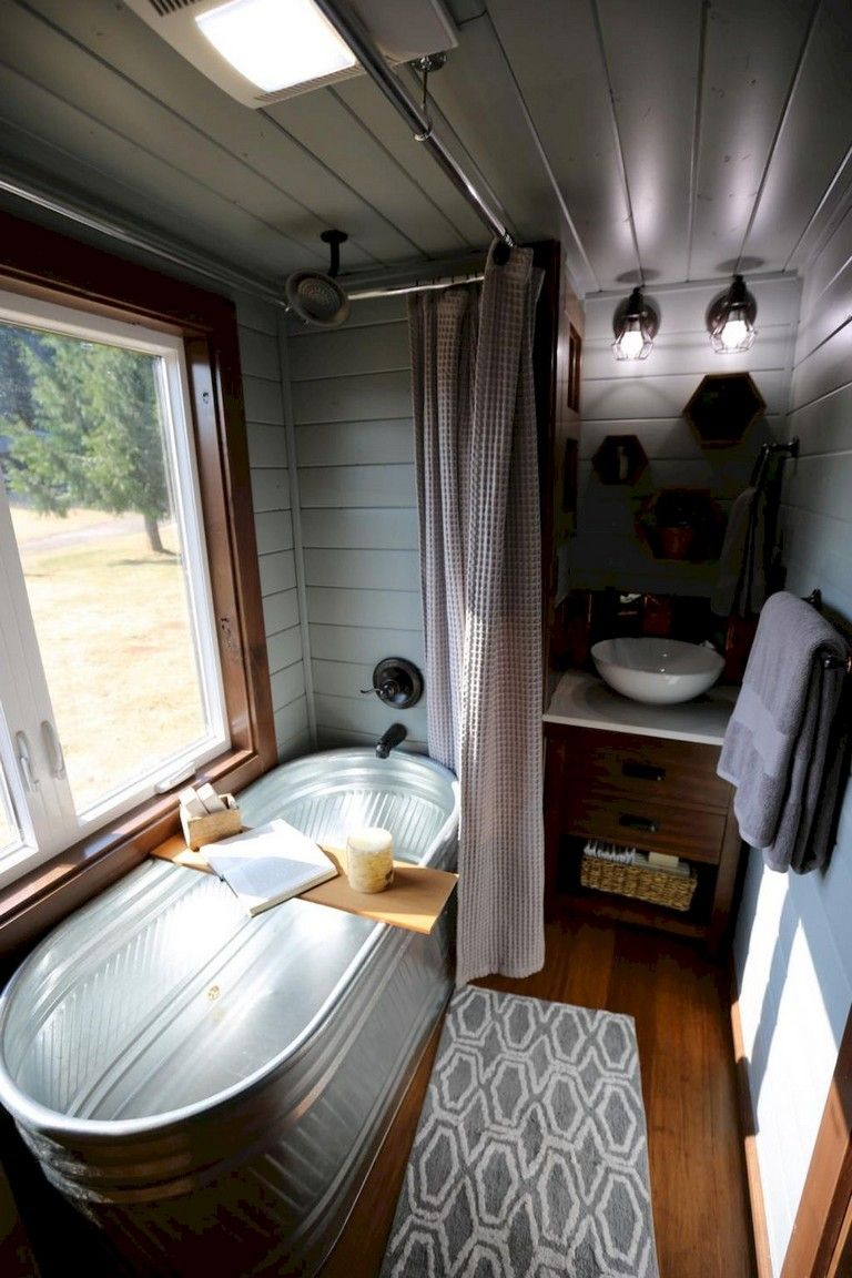 Photo of 35+ Incredible Tiny House Bathroom Designs
