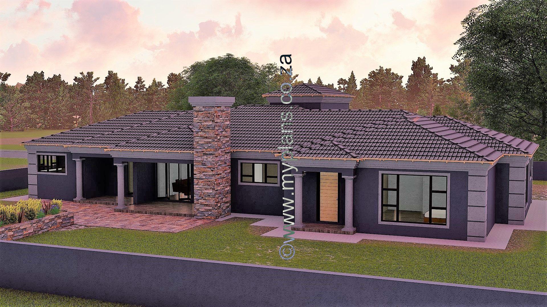 Pin On Round House Plan