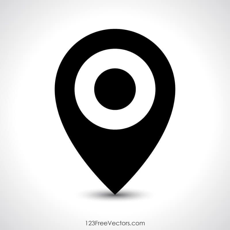 Location Symbol Location Icon Symbols Map Logo