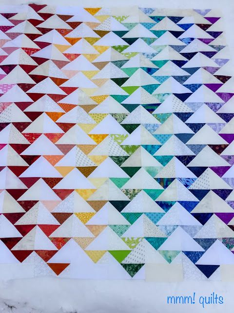 Musings of a Menopausal Melon - mmm! quilts: Migrating Geese ... : migrating geese quilt pattern - Adamdwight.com