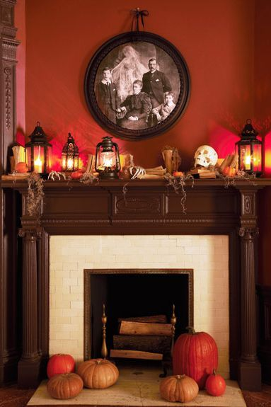 40 Easy DIY Halloween Decorations and Decorating Ideas Home sweet