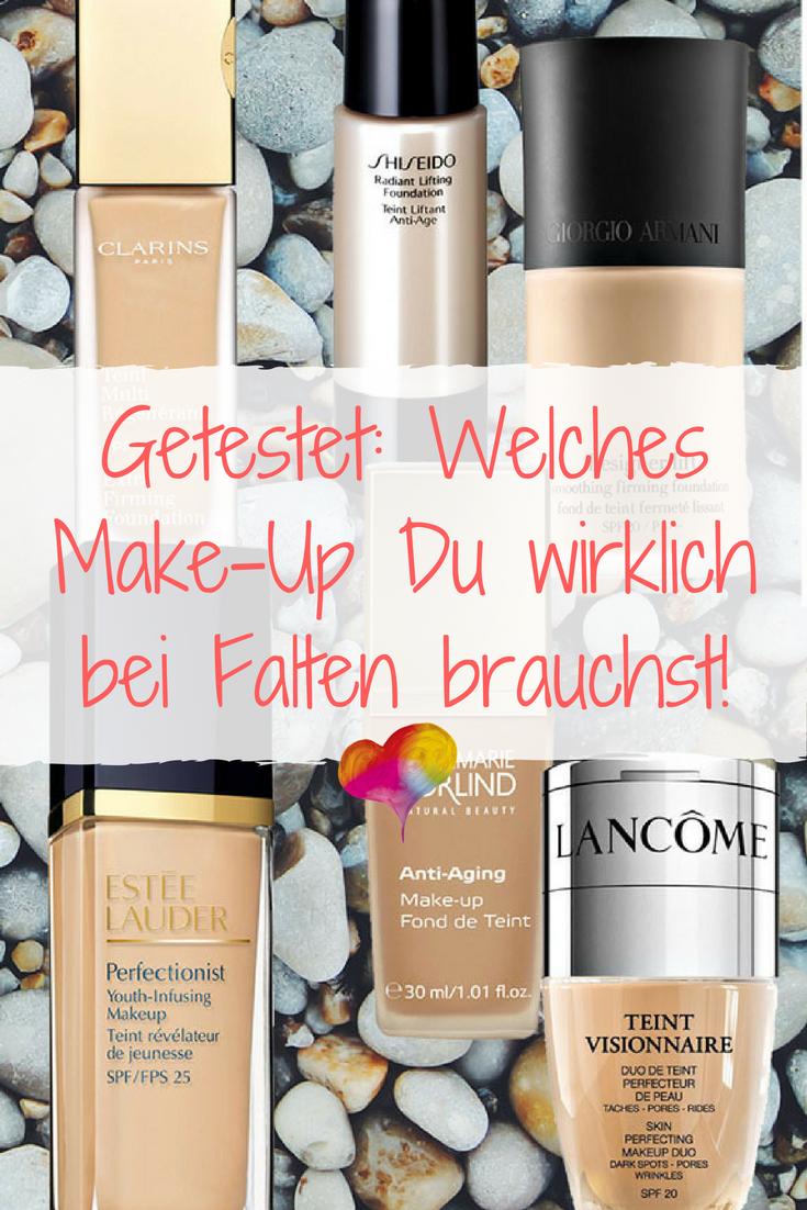 ¿Qué maquillaje para las arrugas? 6 favoritos para una piel más suave