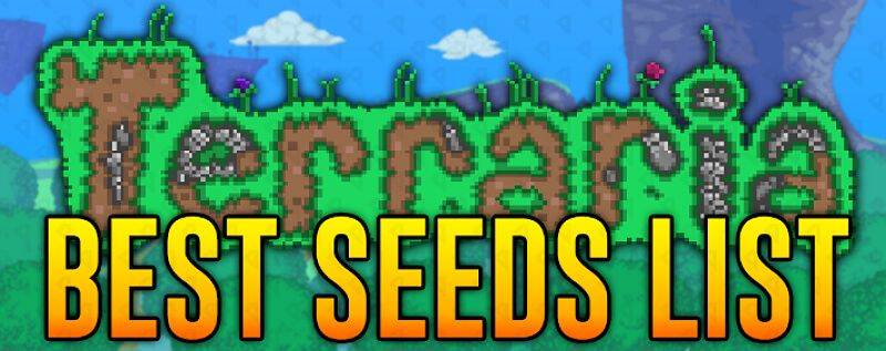 Terraria Best Seeds List Guide and Tips