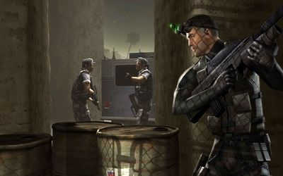 Sam Fisher Tom Clancys Splinter Cell Wallpaper Tom