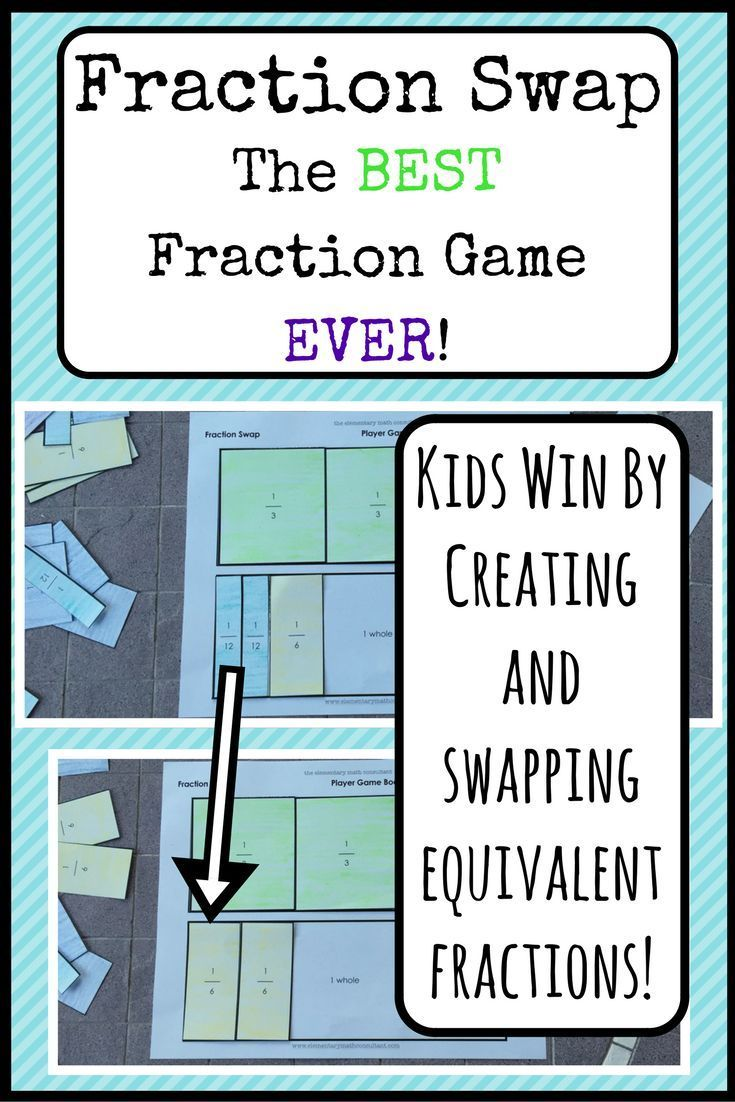 Teaching Fractions: How To Introduce Fraction Concepts | Mathe und ...