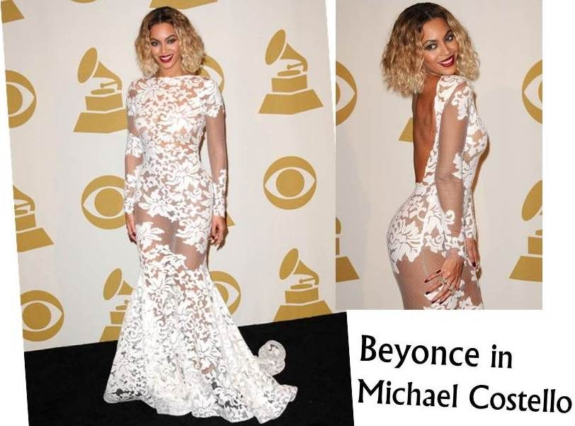 Top 5 Dresses from the Grammys ♥