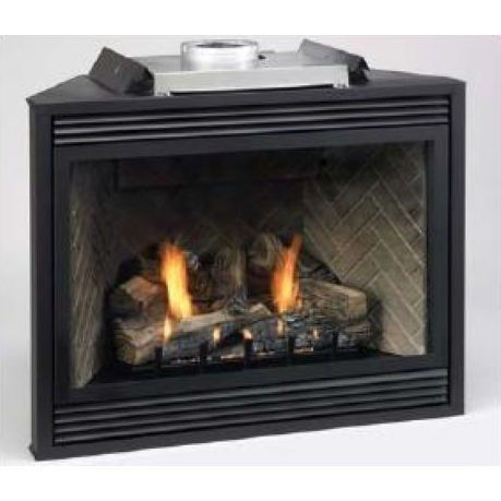 Empire Comfort Systems Dvd36fp31 Deluxe 36 Direct Vent Fireplace With Millivolt Control