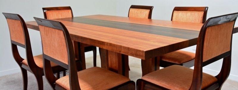 Table de cuisine en bois brut archives table de cuisine - Table cuisine bois brut ...