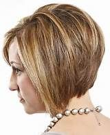angled hair styles layered stacked bob haircut photos front and back yahoo 2286