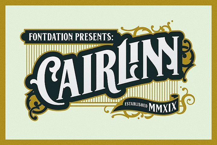 Cairlinn   Vintage Font #oldtshirtsandsuch