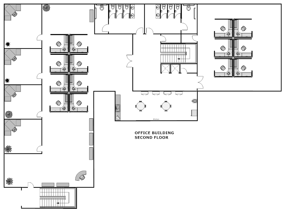 Example image office layout office design brief for Draw office floor plan
