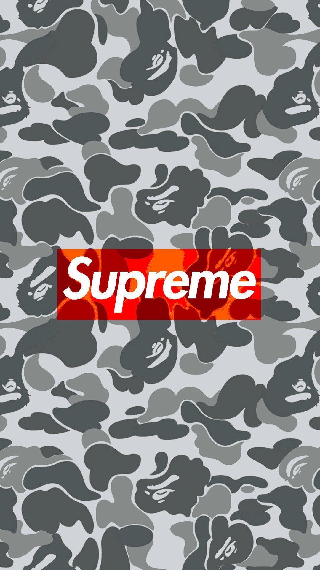 Rose Gold Nike Phone Wallpaper In 2020 Supreme Iphone Wallpaper Camo Wallpaper Supreme Wallpaper