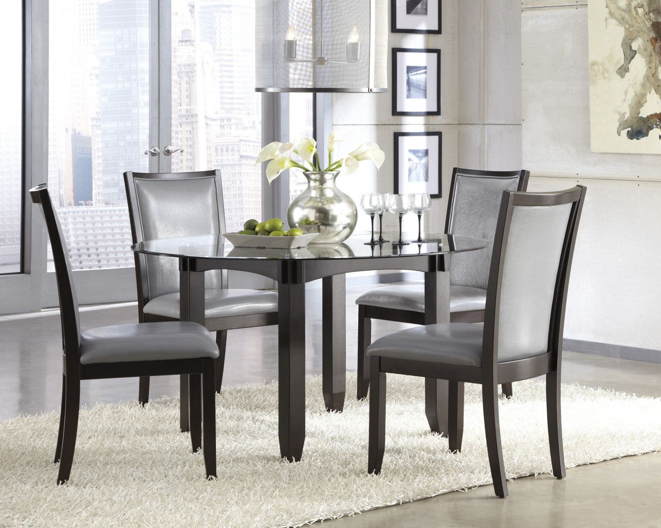 Elite Dining Room Furniture 99 Black And Grey Dining Chairs  Elite Modern Furniture Check