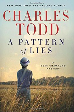 Fresh Meat: A Pattern of Lies by Charles Todd by Manda Collins