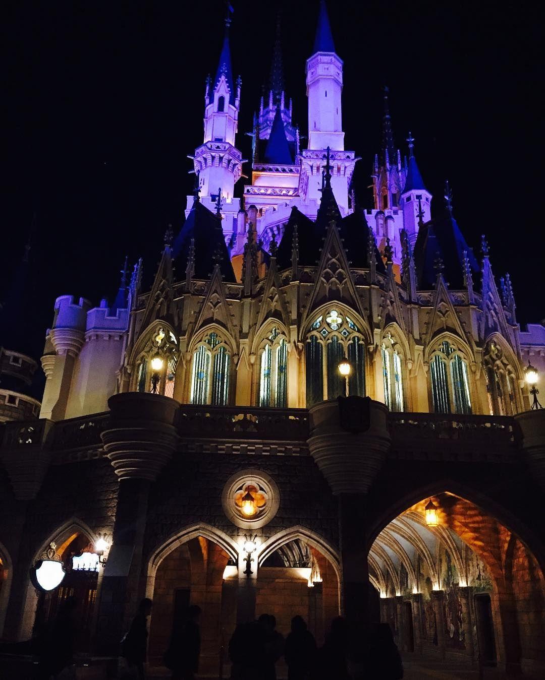 #일본#디즈니랜드#신데렐라성# by 000.03.13_