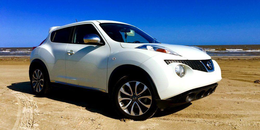 Soaking up the sunlight. #Nissan #JUKE https://goo.gl/AHYorV