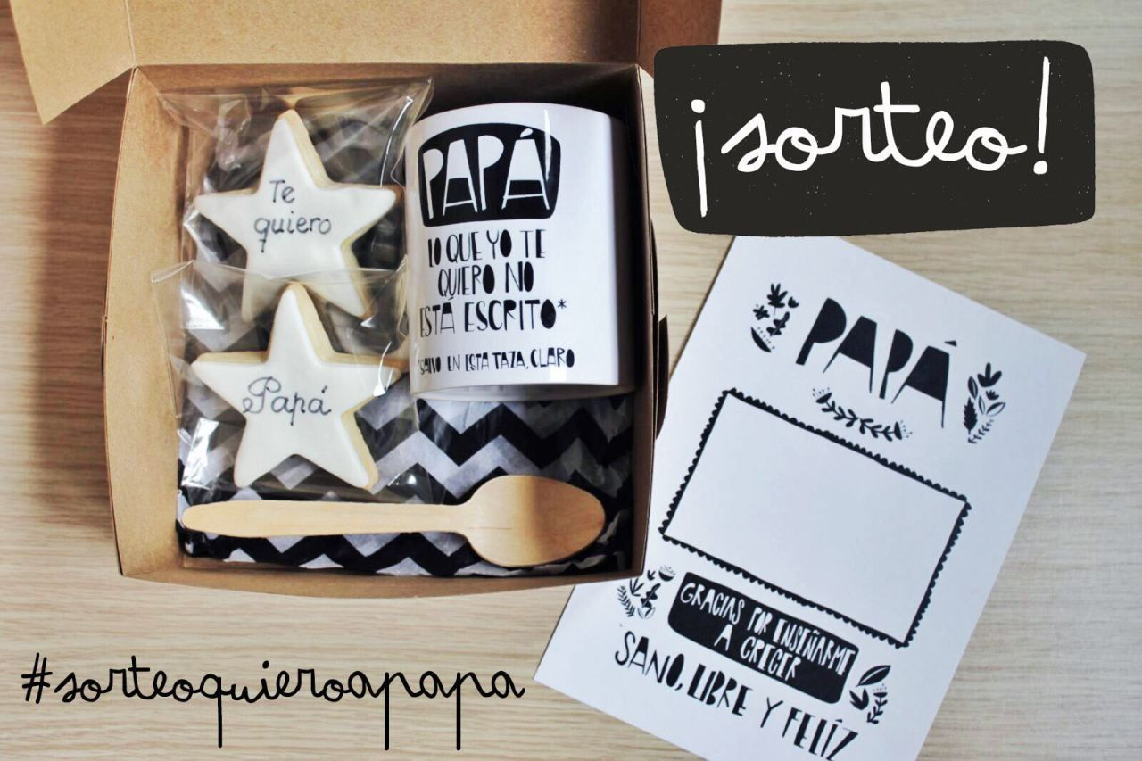 Regalo dia del padre ideas gifts for father happy - Regalos a padres ...