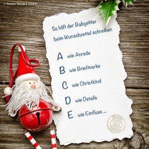 Tipps Fur Den Wunschzettel An Den Weihnachtsmann Wunschzettel Zettel Christkind