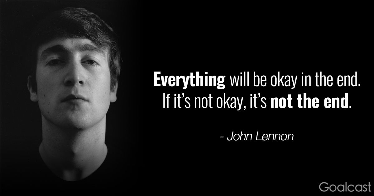18 Powerful John Lennon Quotes To Live And Love By