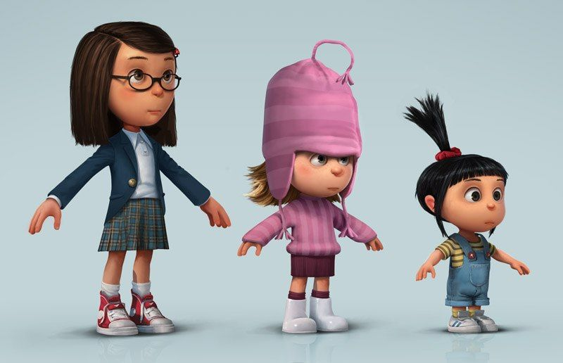Despicable Me 174 Fotografii Character Design Tutorial Concept Art Characters Kid Character