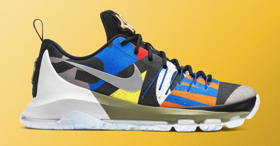 Kevin Durant All Star Shoes 2015