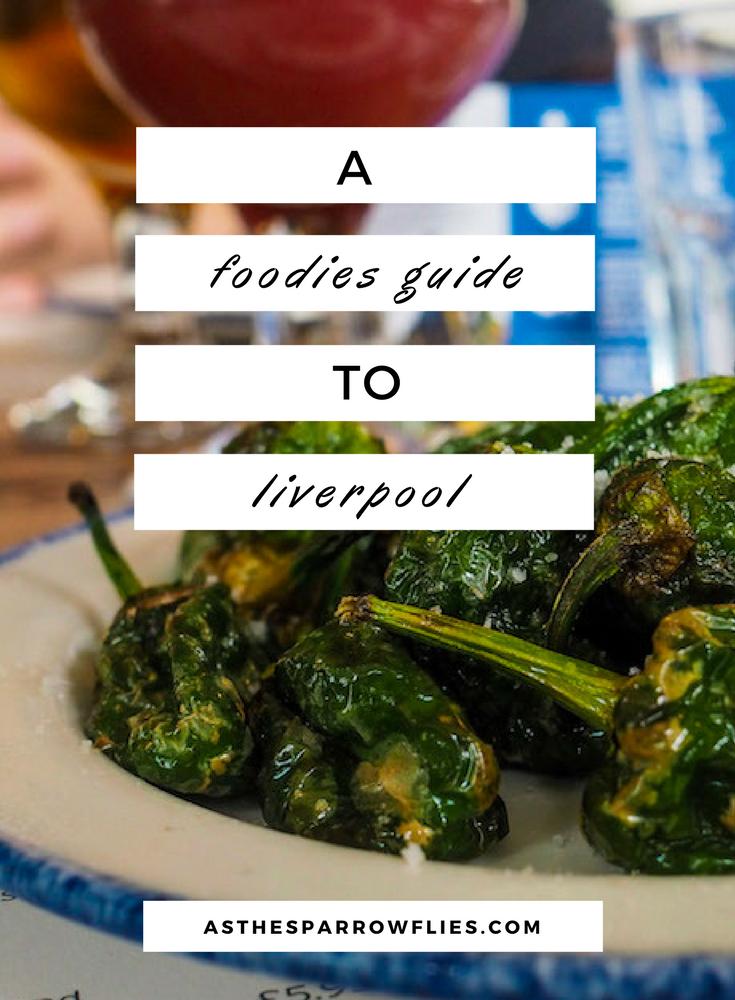 Liverpool | City Breaks | Food Guide | Europe Travel | The UK via @SamRSparrow