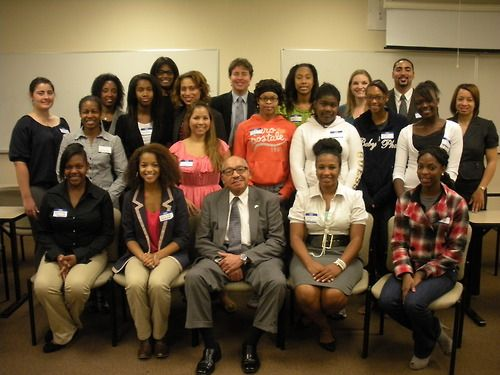 Color Of Justice Program In Charleston, SC Introducing Legal Profession To High School Students On Saturday October 27th 2012 With Judges, Lawyers, and Law Students. Thanks to all that made the event happen.