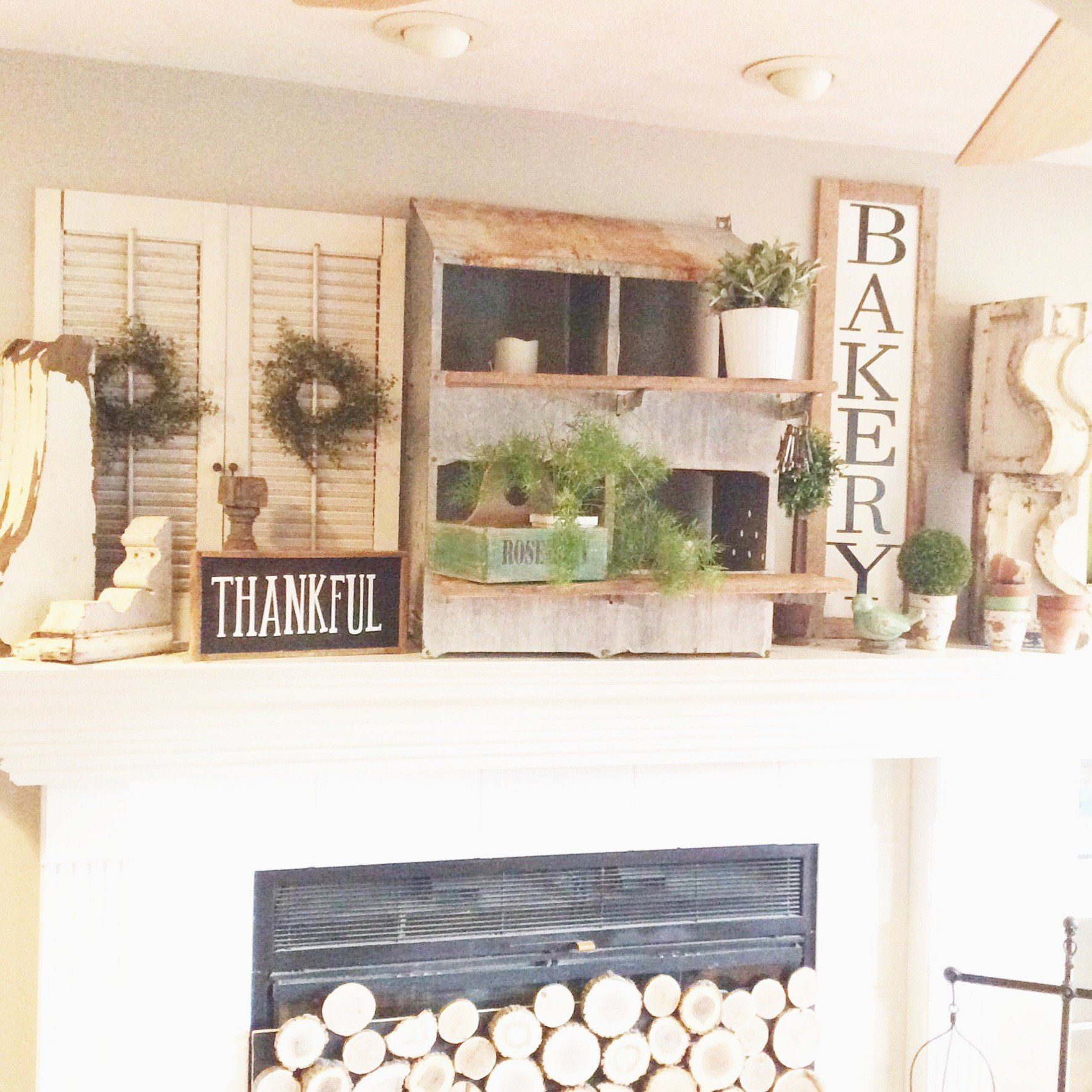 Chicken Roost, Nesting Box, Bakery Sign, Farmhouse Style