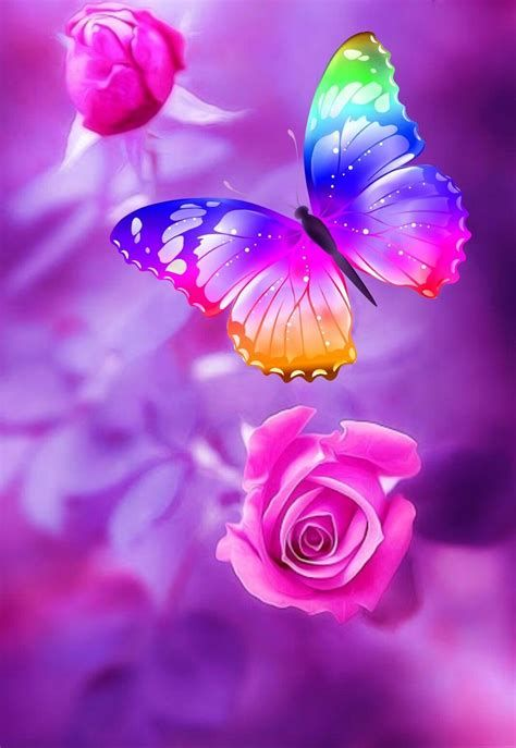 Images By 김리나🍓 On Nice Pictures\좋은 사진 ️ | Butterfly Wallpaper