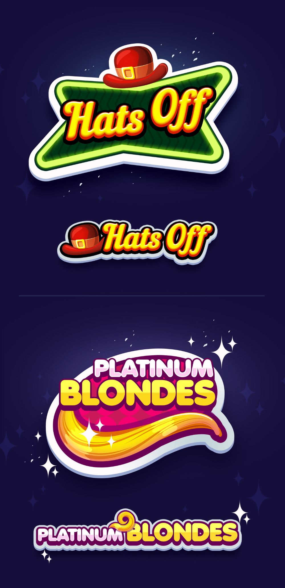 Sloto Logos Collectibles on Behance (With images) Logos