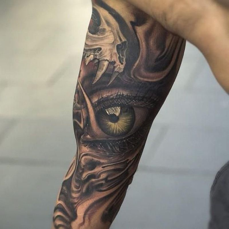 Best Sleeve Tattoos In The World - Tattoos Book | The Best Tattoos ...