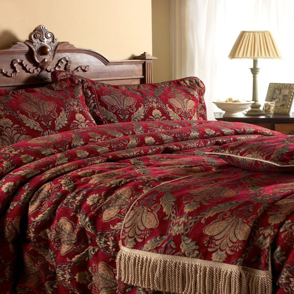 tapestry comforters Bed spreads, Luxury bedspreads