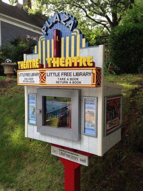 Take A Book Leave Free Library Give It Forward Keepprintalive