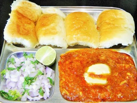 pav bhaji recipe by madhurasrecipe indian street pav bhaji recipe by madhurasrecipe indian street food youtube forumfinder Gallery