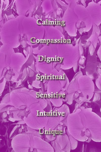 Meaning Personality Of Purpleviolet Color Psychology Meaning