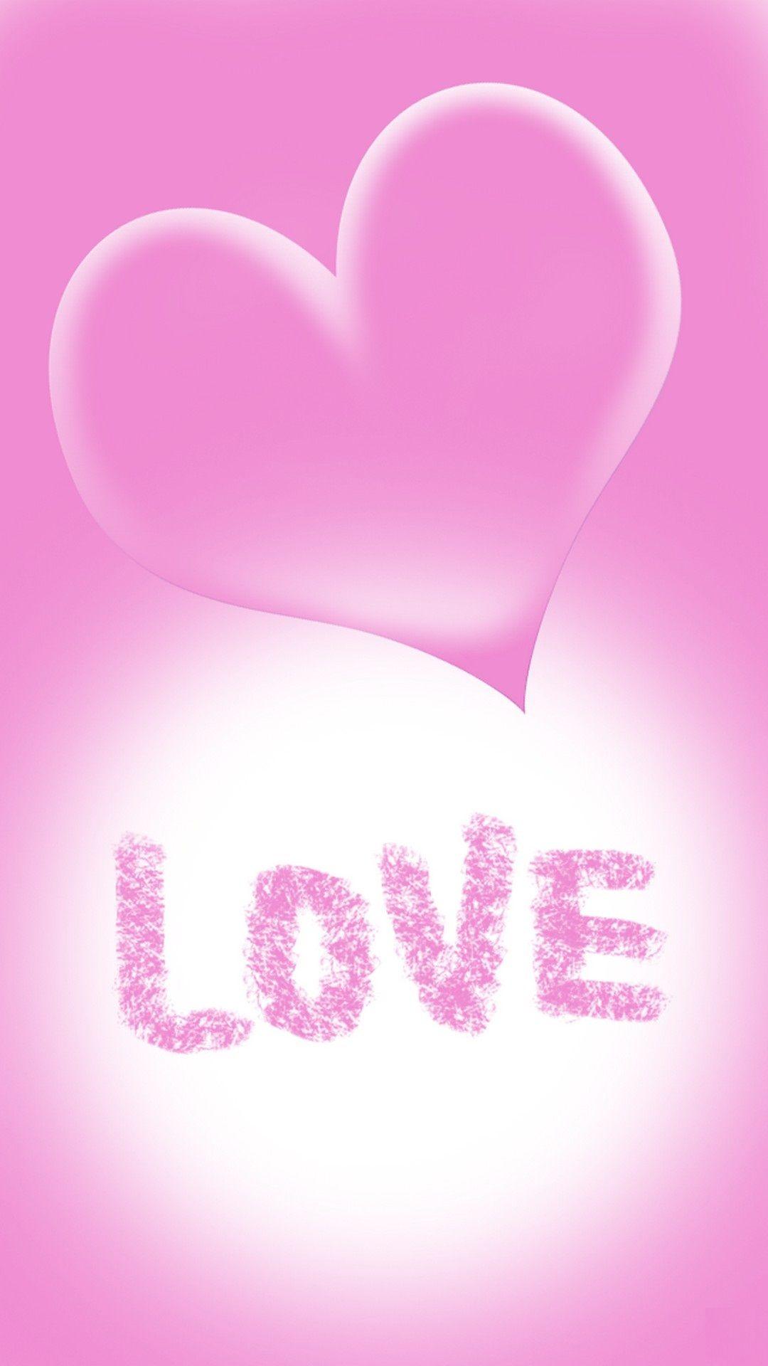 Love Pink Wallpaper In 2020 Love Pink Wallpaper Valentines Wallpaper Valentines Wallpaper Iphone
