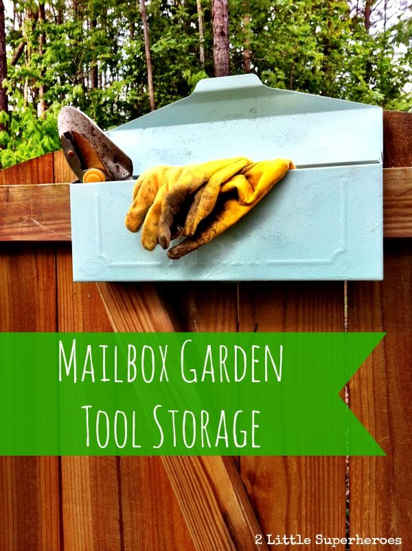 Waterproof storage for all your gardening tools & supplies. Spray ...