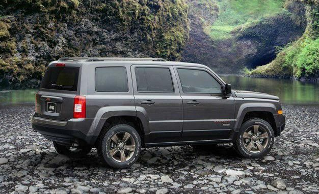 2017 Jeep Comp Patriot Replacement Jeepcomp