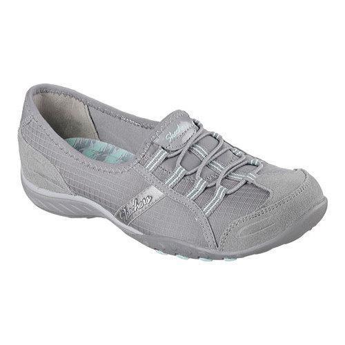 Women s Skechers Relaxed Fit Breathe Easy Allure Bungee Shoe (US Women s  (Regular)) 50dd3d5418