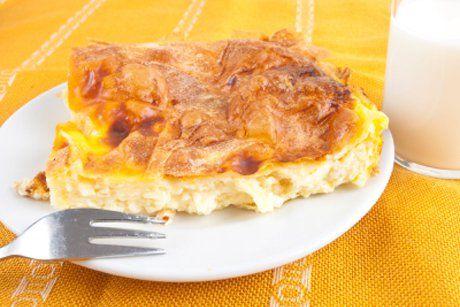 Pikanter Käsekuchen - Rezept