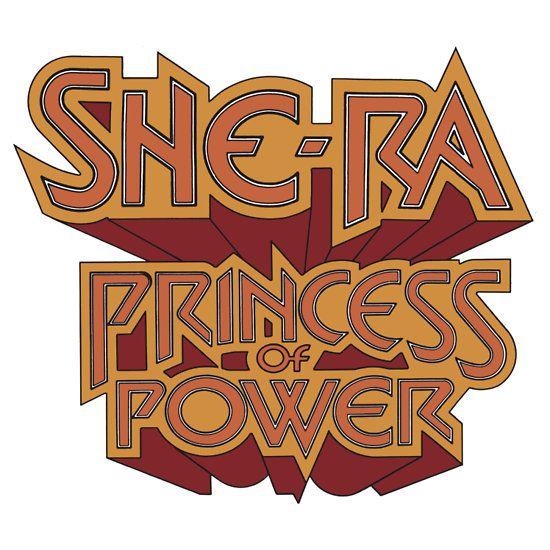 She Ra Princess Of Power Logo Color She Ra Princess Of Power