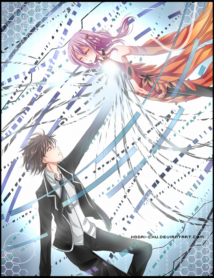 Guilty Crown by on DeviantArt
