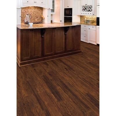 Home Legend Distressed Barrett Hickory 3 8 In T X 3 1 2 In 6 1 2 In W Varying Length Click Lock Hardwood Floor 26 25 Sq Ft Case Hl139h The Home Depot Engineered Hardwood Engineered Hardwood Flooring Hardwood Floors