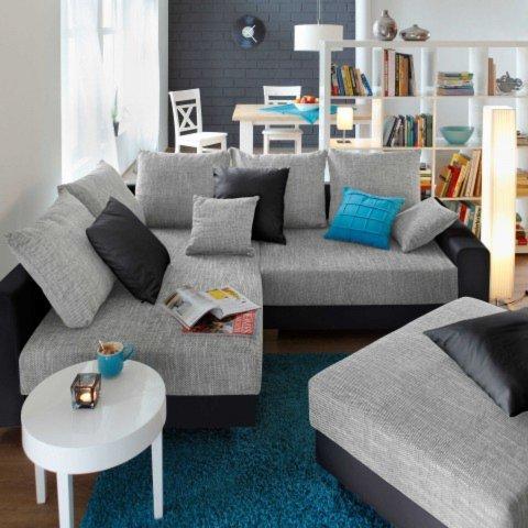 Ecksofas Gunstig Online Kaufen Segmuller Onlineshop Sofa Ecksofa Haus Deko