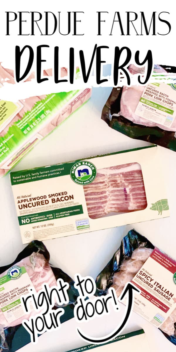 Want to know why the new Perdue Farms delivery service is one of my favorite grocery delivery options out there and how you can save money on your first order? It's all here in my review. I love this so much more than meal kits! [AD] #grocerydelivery #onlinegroceries #chicken #pork #bacon #mealplanning #homecooking #PerdueFarmsFarmtoHome #PerdueFarms_Partner #FamilyFarming #ThankAFarmer #FamilyFarmers #RaisedWithCare @PerdueFarms @ColemanNatural @NimanRanch @PerdueChicken