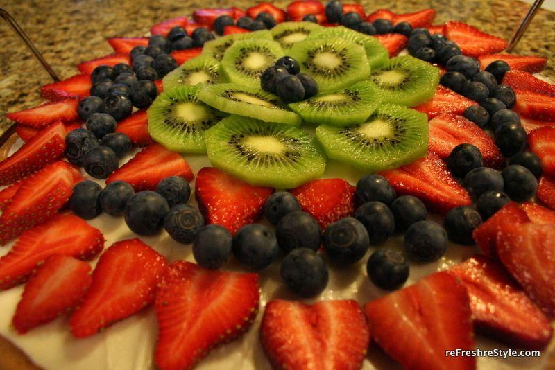 pillsbury fruit pizza fruits for healthy lungs